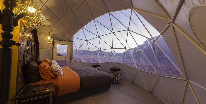 Martian Tent Wadi Rum 805