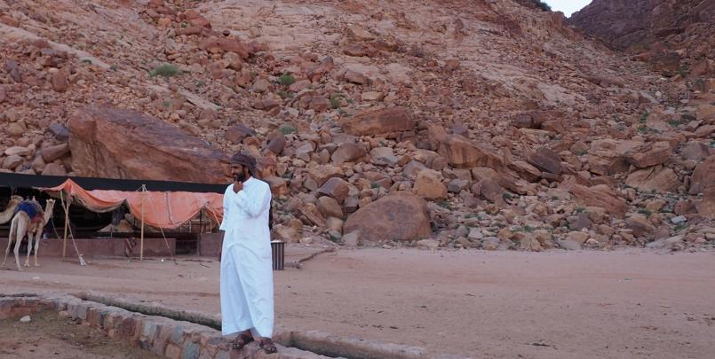 Wadi Rum Tour Guide