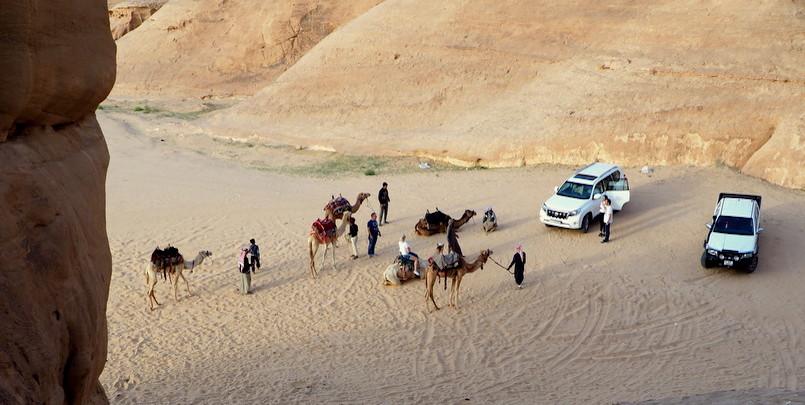 Wadi Rum Jeep Safari Tour