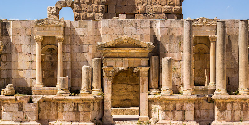 Highlights of Jordan Tour - Jerash