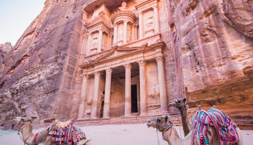 Highlights of Petra - Treasury Thumb