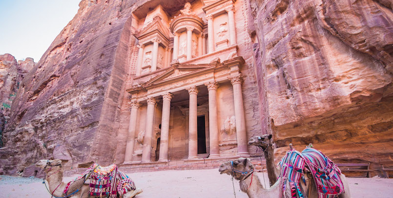 Highlights of Petra - Treasury
