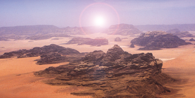 Spend 24 hours in Wadi Rum – The Valley of the Moon