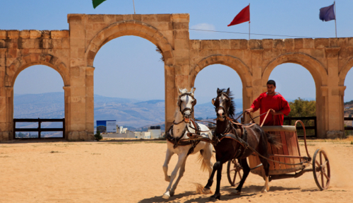 Jerash Carriage thumb
