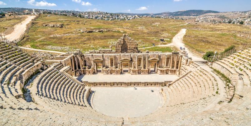 Jerash View