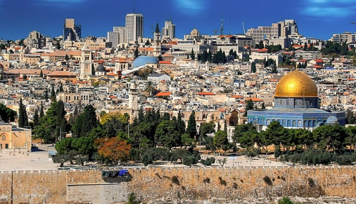 Jerusalem Tour from Amman - 1 day