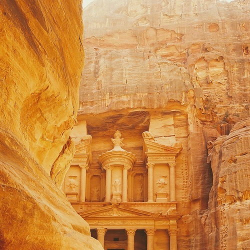 Petra Tour from Amman or Dead Sea