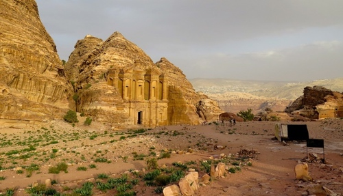 Petra 1 Day Tour from Tel Aviv