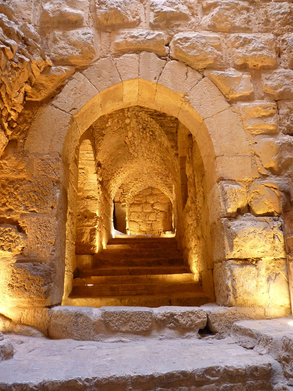 Ajloun Castle in Jordan is waiting for you to explore it