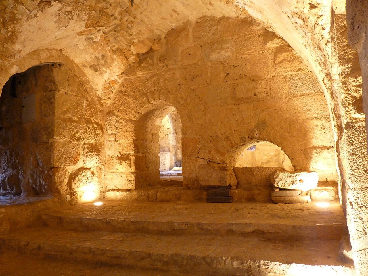 Ajloun Castle – a 12th Century fortress