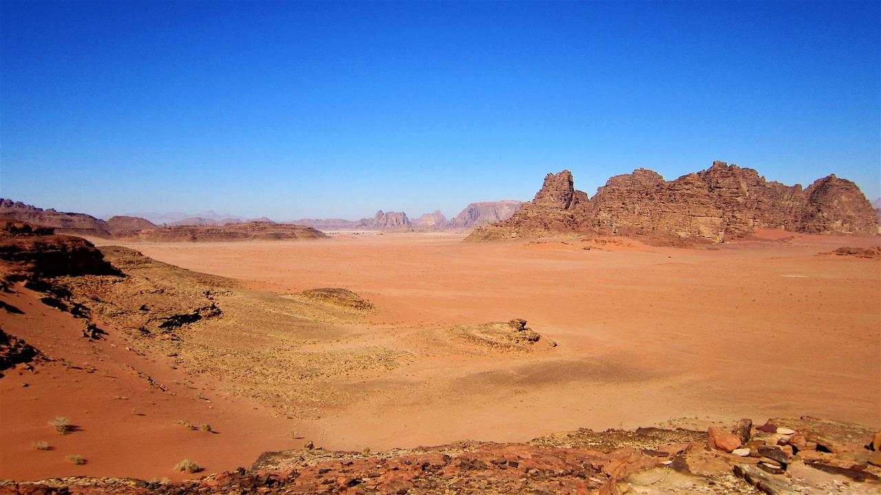 Desert Wadi Rum 2