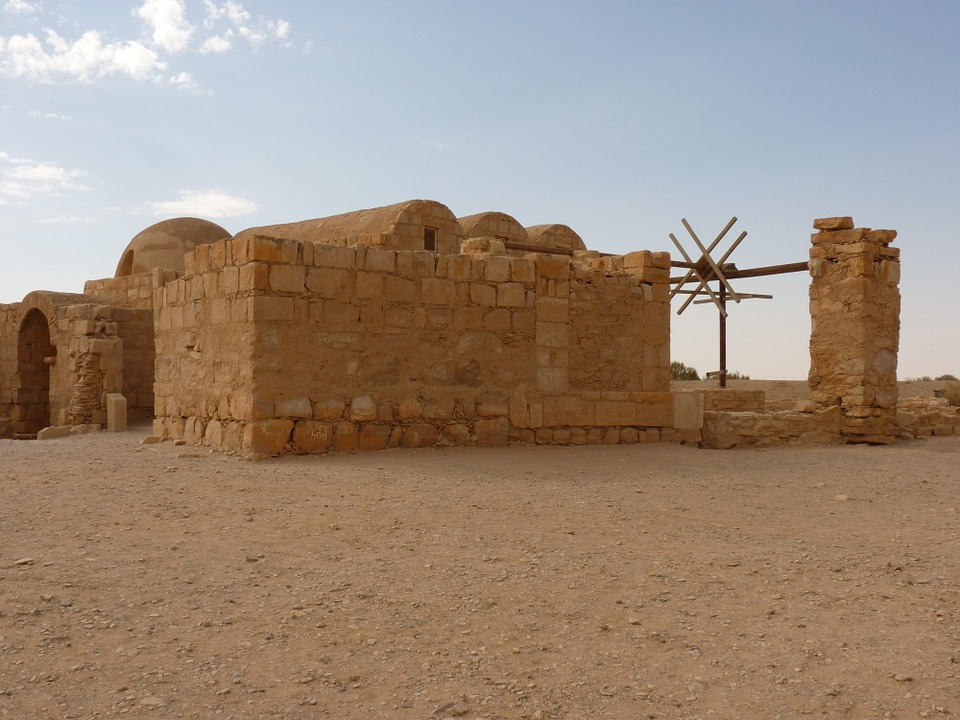 Qusayr Amra in Zarqa