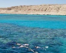 Red Sea in Aqaba