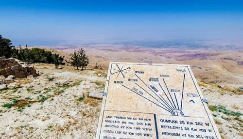 Mount Nebo, Amman, Madaba, Dead Sea tour from Amman