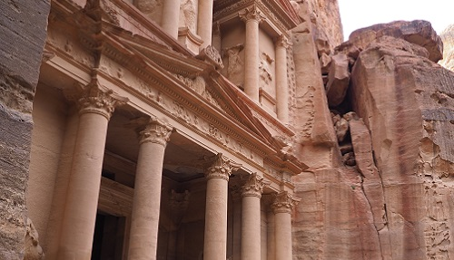 Petra Shore Excursion Tour from Aqaba Port