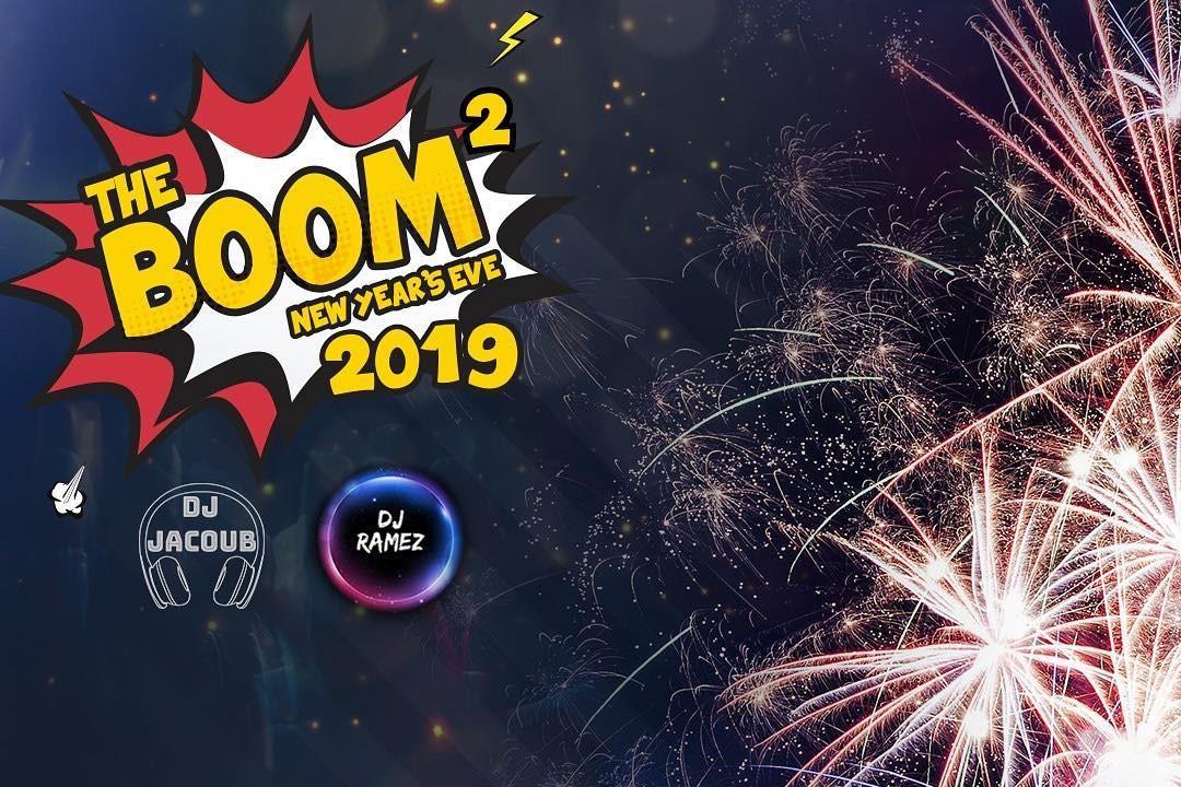 BOOM new years 2019