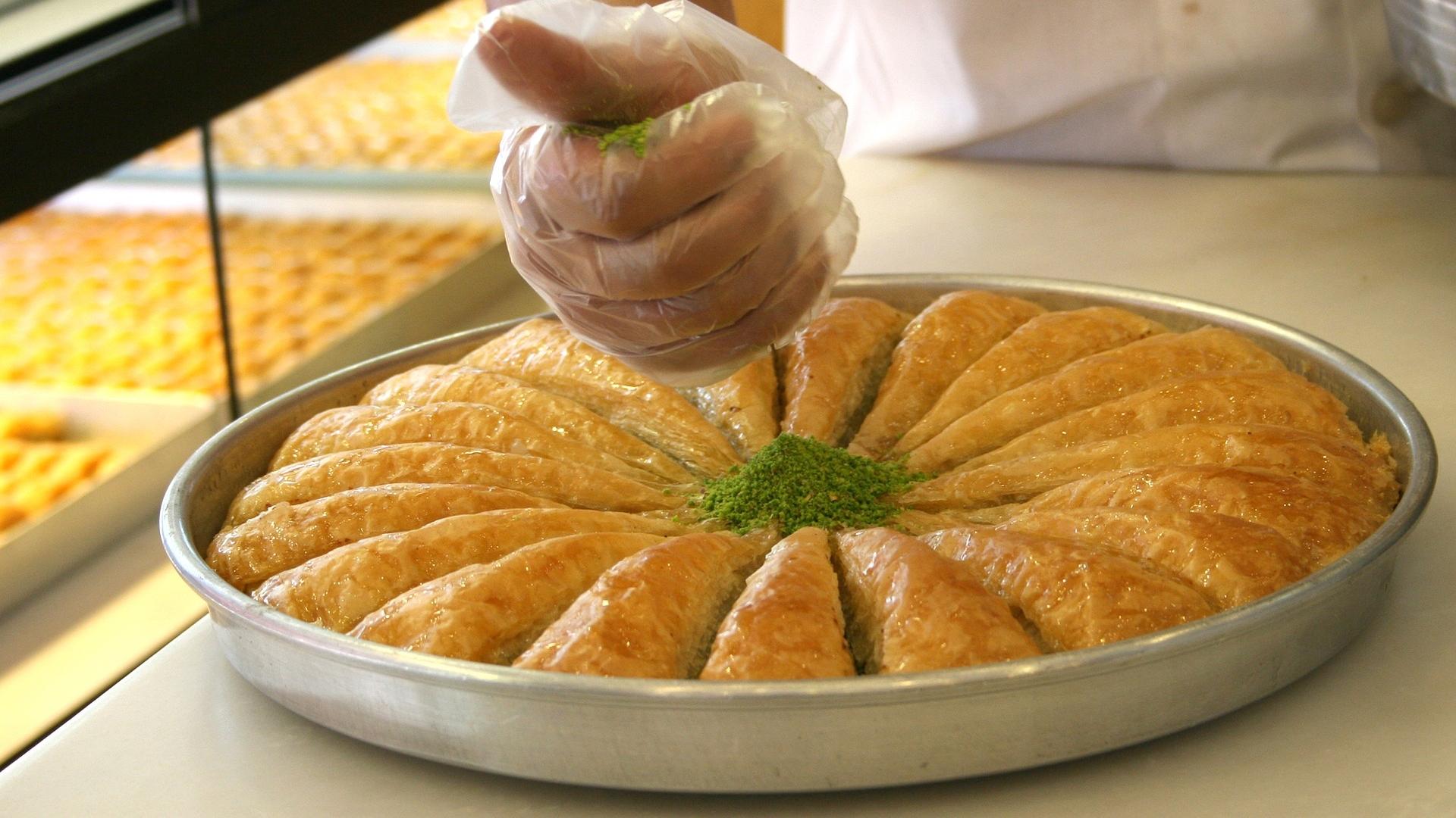 Jordanian Sweets