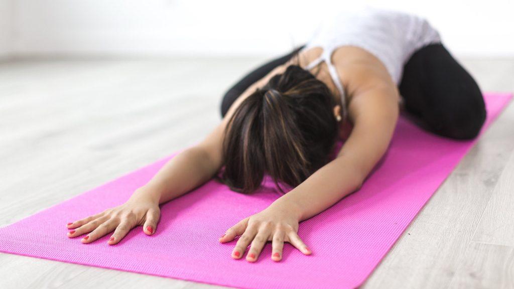 Yoga in Jordan