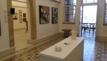 best galleries and creative spaces in Amman