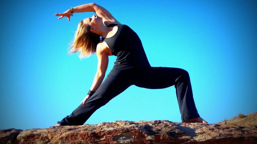 Jordan Yoga classes