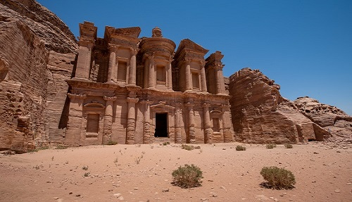 Petra 1 Day Tour from Jerusalem